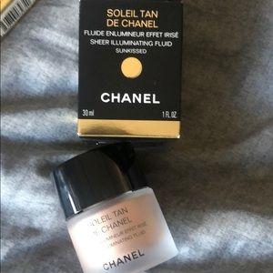 Chanel Soleil Tan Sheer Liquid Luminizer
